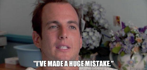 gob mistake