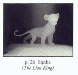 magic eye simba