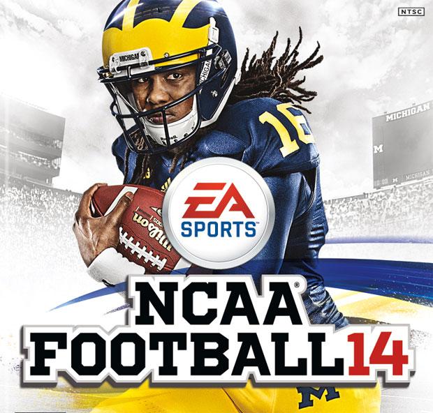 NCAA-Football-14-Denard-Robinson