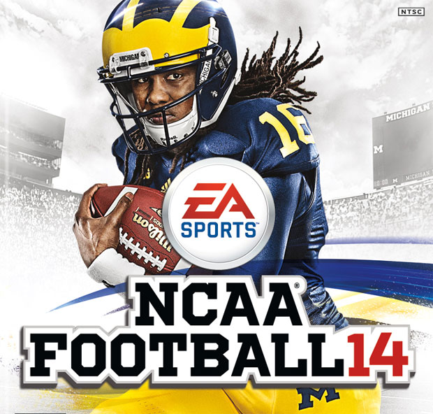 NCAA-Football-14-Denard-Robinson