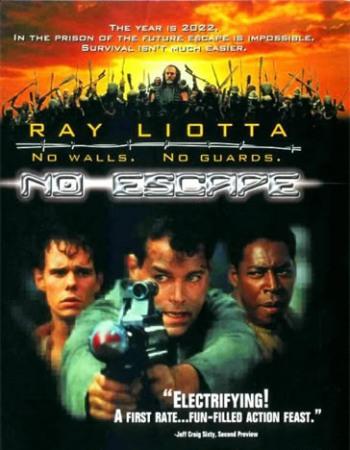 No-Escape poster